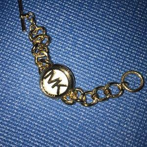 Michael Kors Link Cuff Bracelet